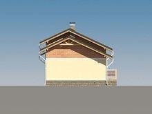Архитектурный проект для строительства комфортной бани с крытой террасой